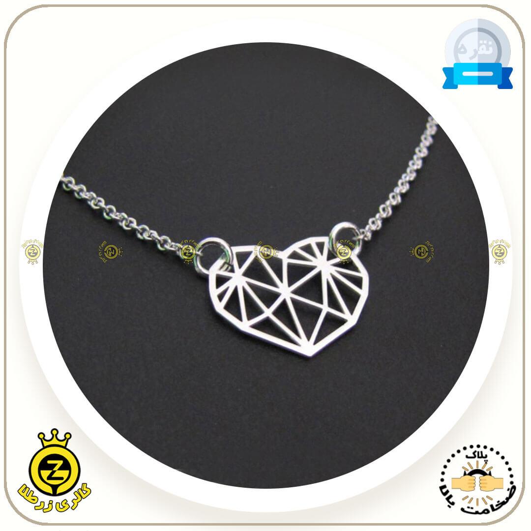 مدال-قلب-اوریگامی1