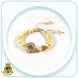 دستبند سنگی ماه تولد