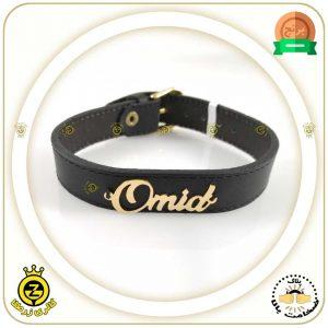 پلاک اسم Omid