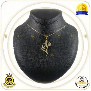 پلاک اسم میثم فارسی طرح دوم