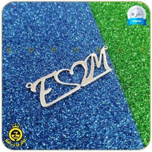 پلاک اسم F&M