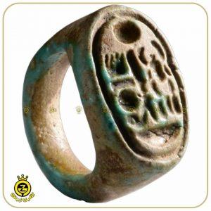 انگشتر توت عنخ آمون در مصر باستان